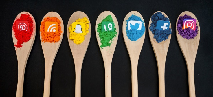 Social Media Cucharas
