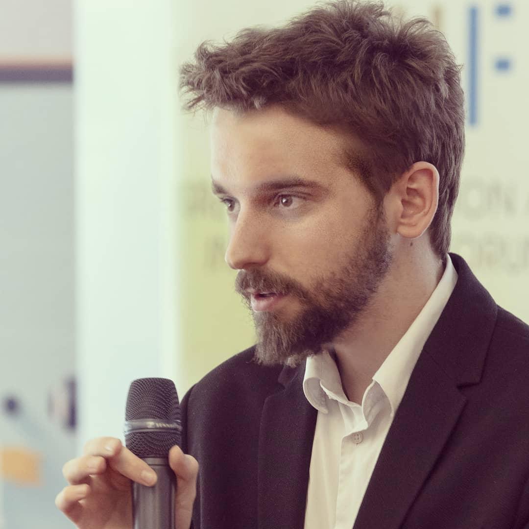 Pablo Vidarte, creador de la tecnología