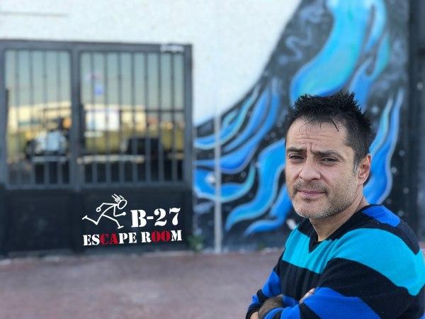 Escape Room B-27 Pirri La Colmena Musical